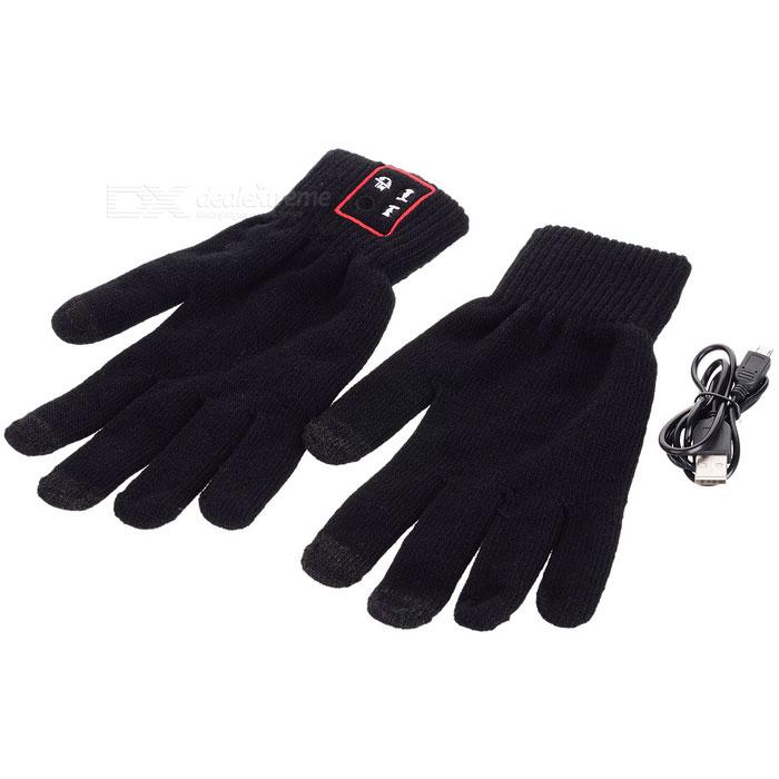 Smart Bluetooth Gloves w/ Handsfree / Touch Screen ...