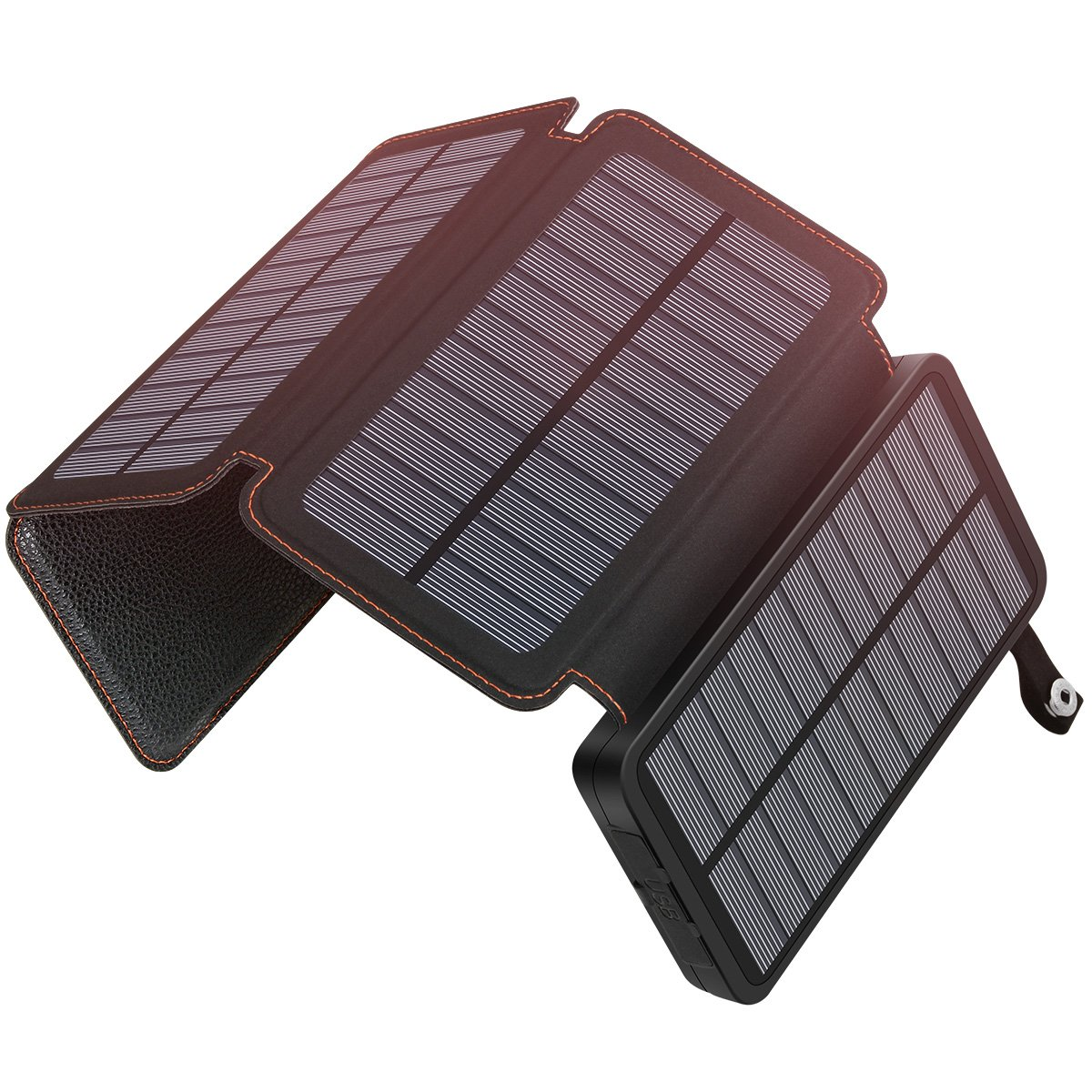 Solar Charger 25000mAh Portable Charger Waterproof Power ...
