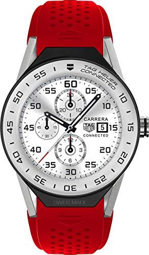 TAG Heuer Connected Modular 41 Men's Smartwatch SBF818001.11FT8033