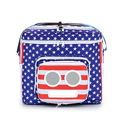 The #1 American Flag Cooler with Speakers & Subwoofer - (2020 Edition)