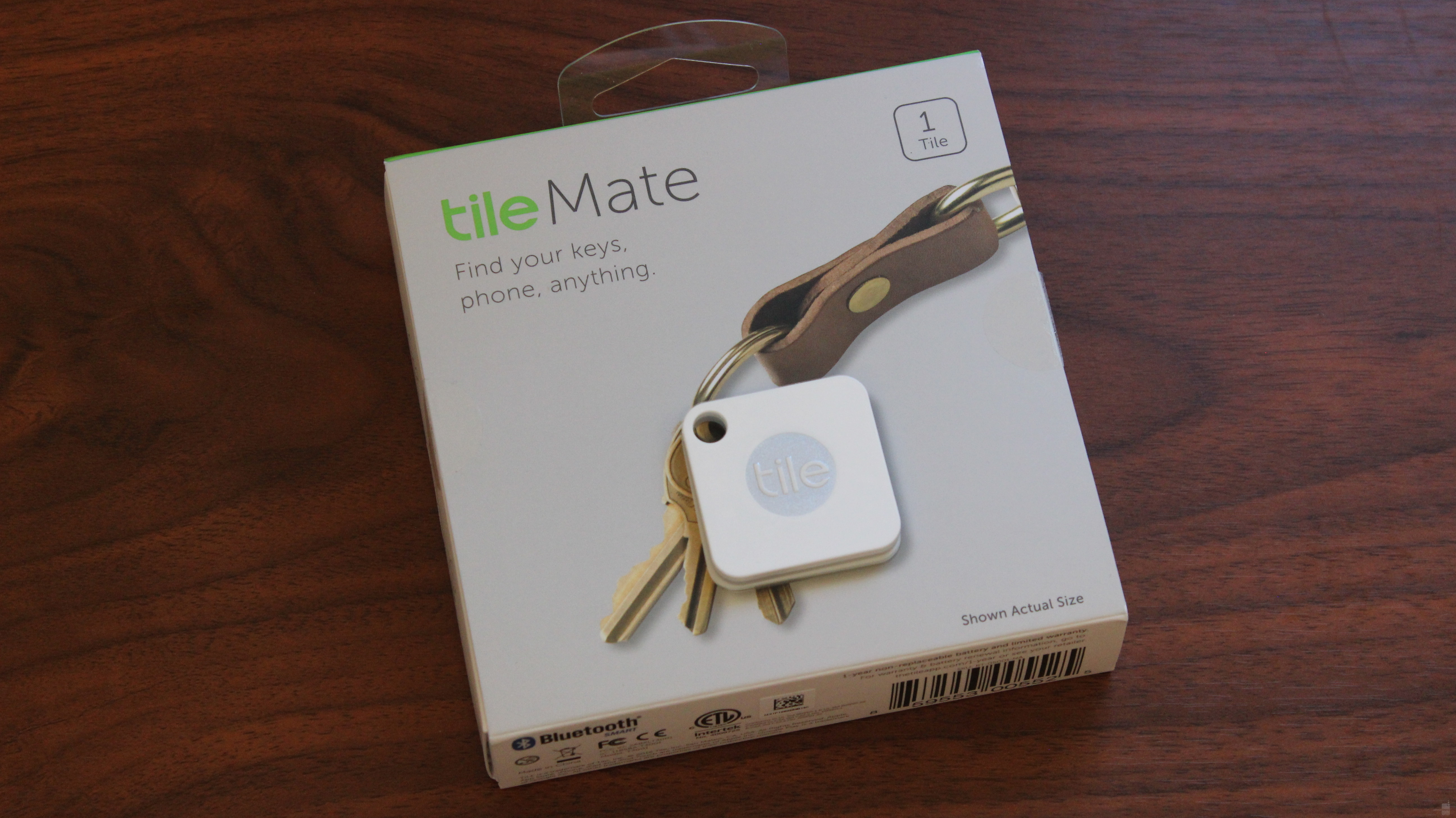 The new Tile Mate is a 25% smaller replacement to the ...