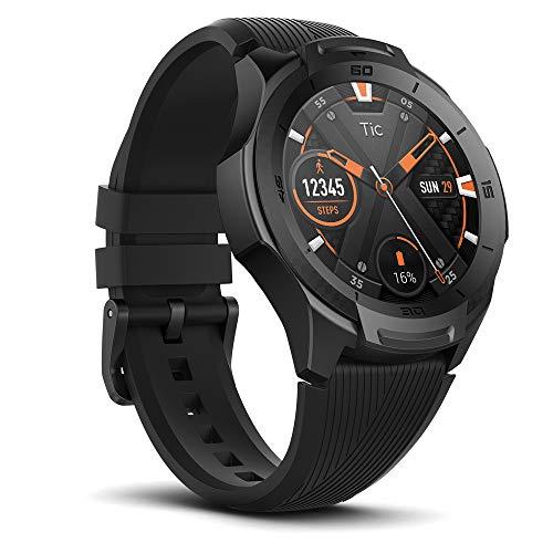 TicWatch S2 Smartwatch - Black