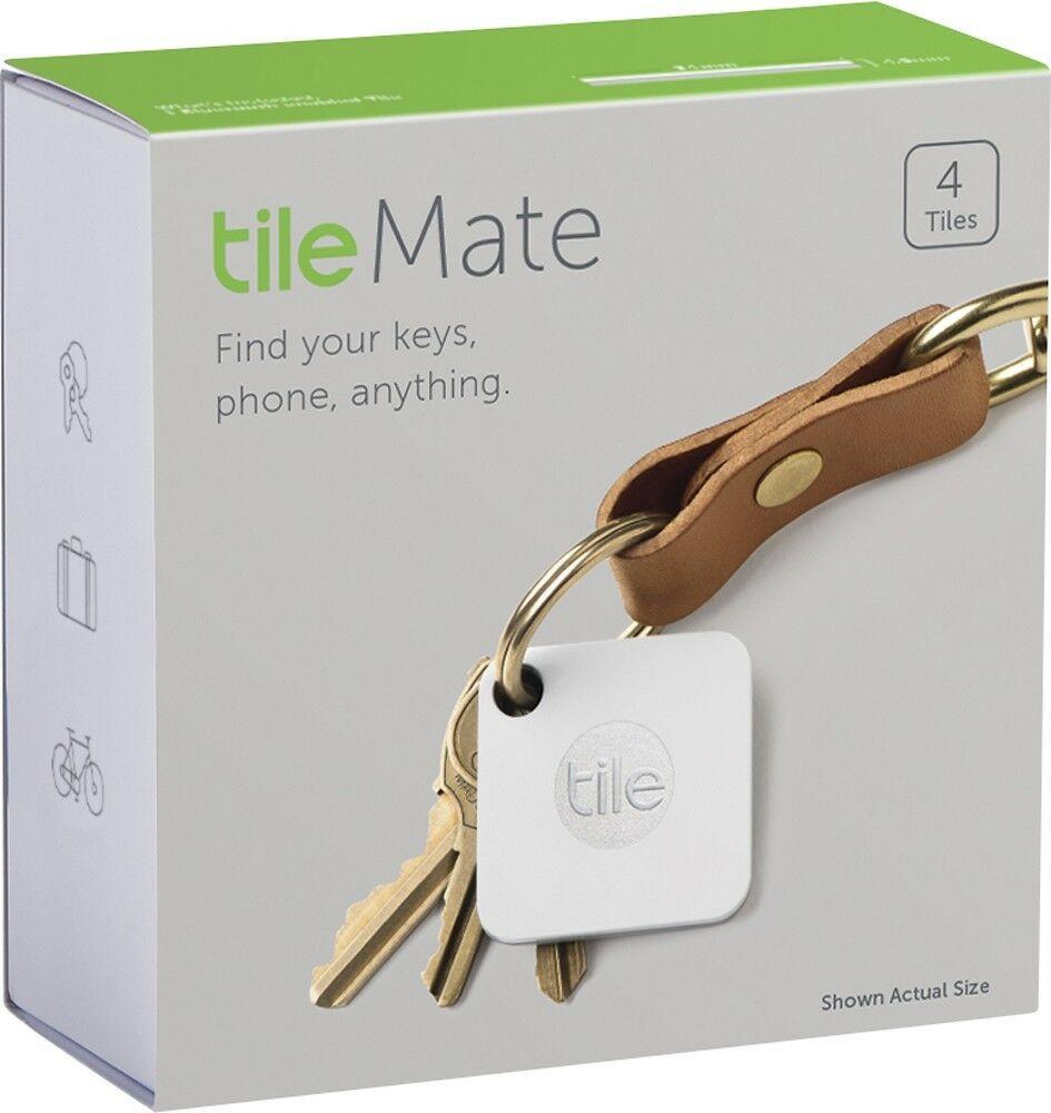 Tile Mate Bluetooth Key Wallet Cellphone Item Tracker ...