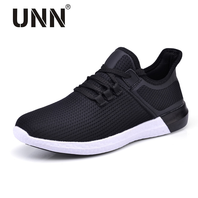 UNN Unisex Running Shoes Men New Style Breathable Mesh ...