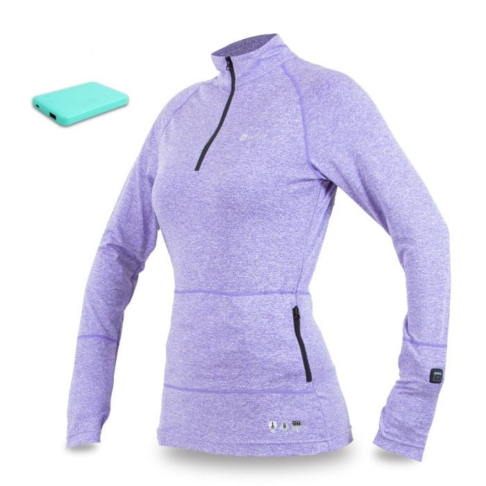 Venture Heat -Women's Battery Heated Thermal Base Layer ...
