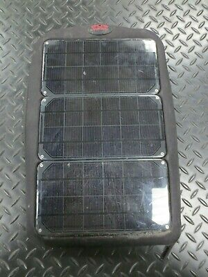 Voltaic Fuse 10W Solar Powered Charging Backpack