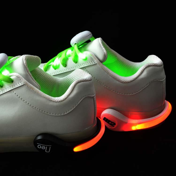 Wholesale Cheap Fashion Led Shoe Clip ,Safety Led Light ...