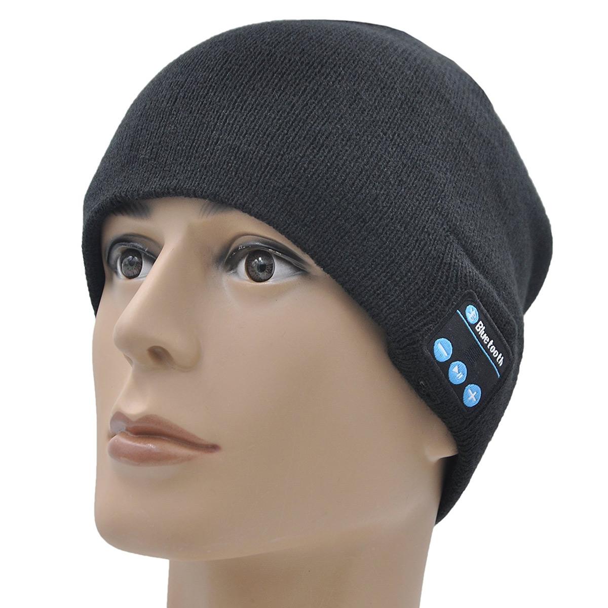 Wireless Bluetooth Beanie - Listen To Music, Make Hands ...