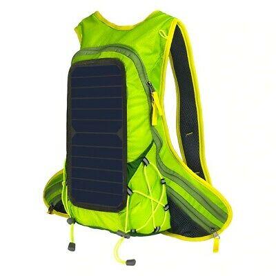 XINPUGUANG Bag Solar Charge Panel Backpacks Multifunctional Travel Charging Lap