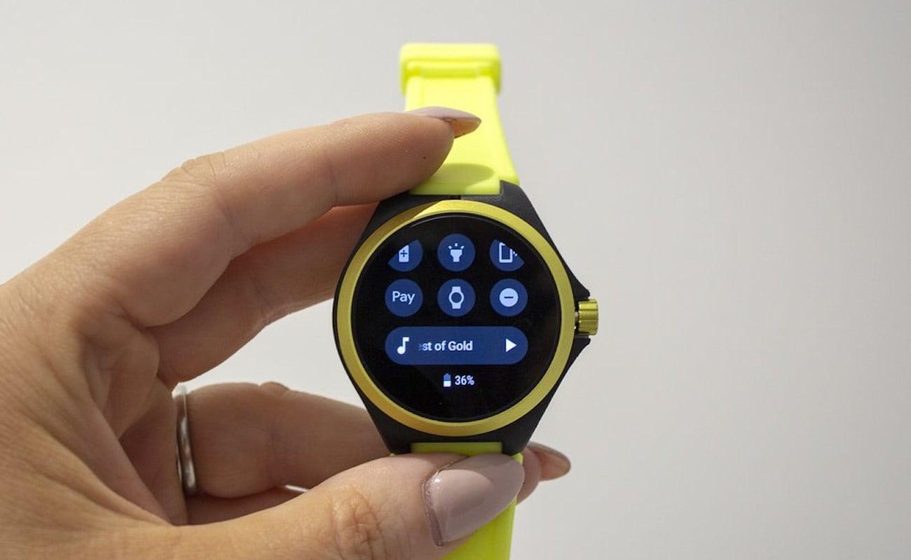 You Can Take the New Puma Smartwatch on a Swim