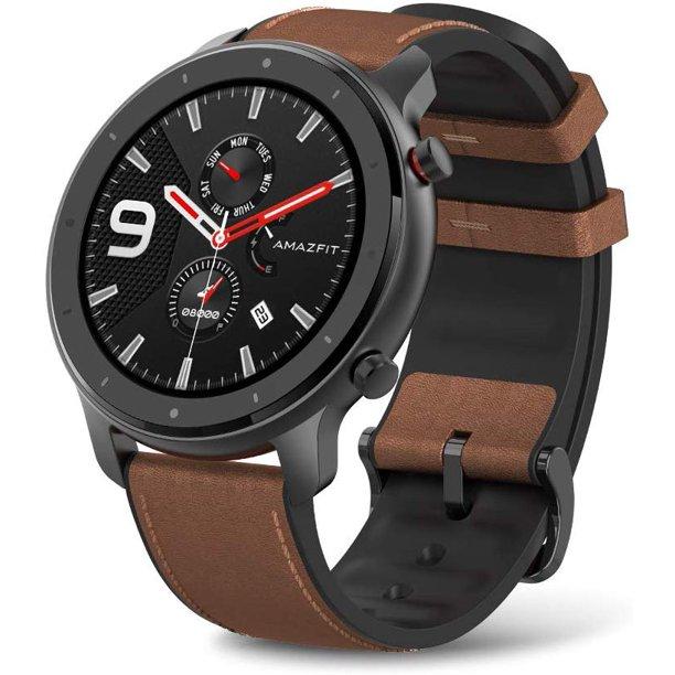 Amazfit 237277 Wd W1902us1n Gtr Smartwatch 47mm Aluminum Alloy W Gps+glonass Retail