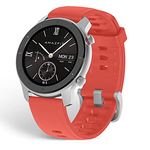 Amazfit GTR - Coral Red (42mm)