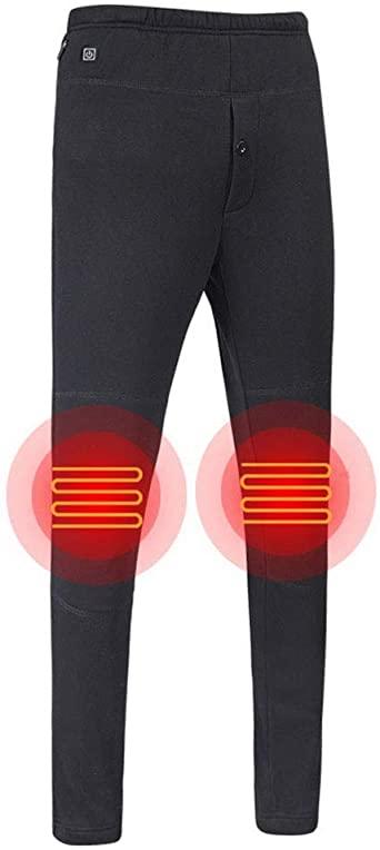 slim fit heated baselayer pants