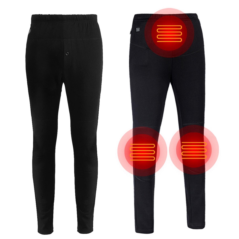 Anself - USB Heated Pants Women Rechargeable Slim ...