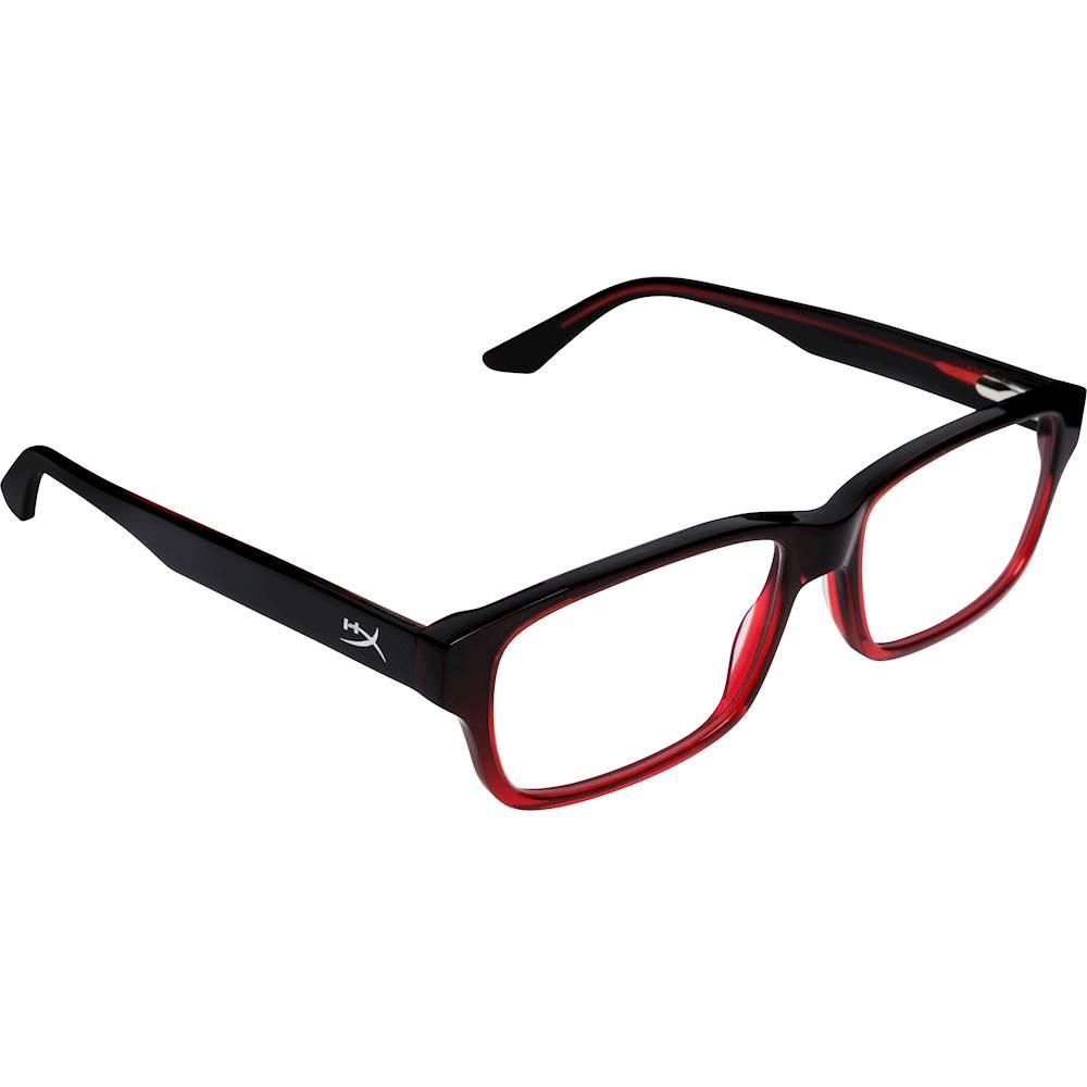 Best Buy: HyperX Gaming Eyewear HX BLACK CHERRY