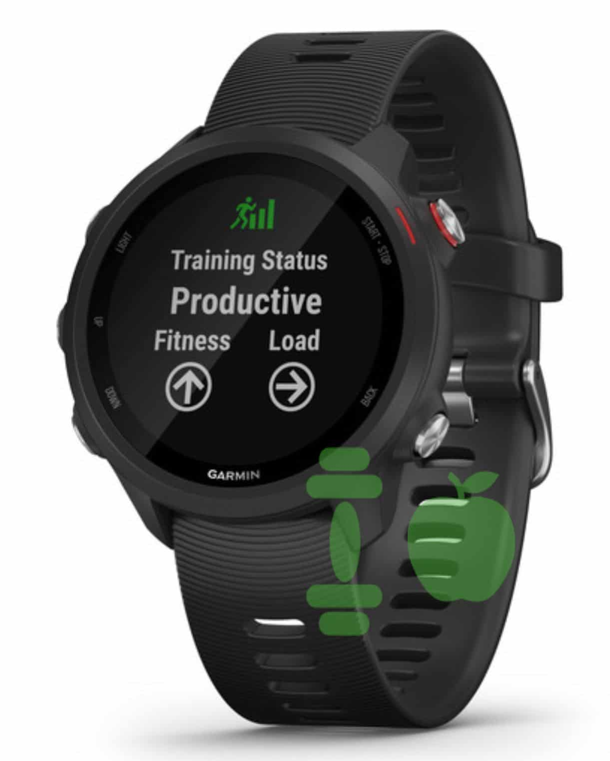 Best image yet of Garmin Forerunner 245 surfaces ahead of ...