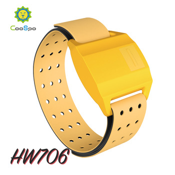 Coospo Optical Ble Ant+ Heart Rate Monitor Armband For ...