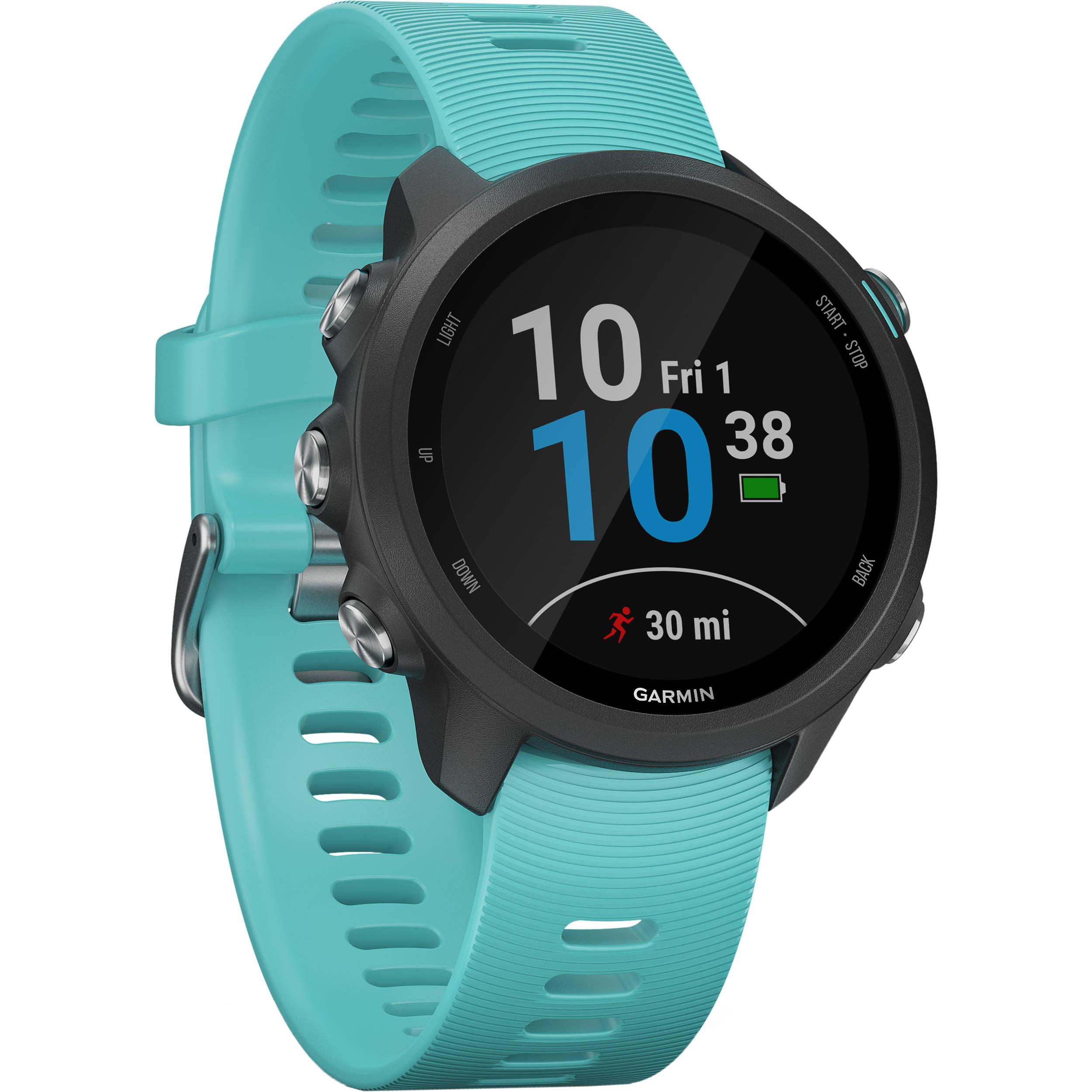 Garmin Forerunner 245 Music GPS Running Smartwatch 010 ...