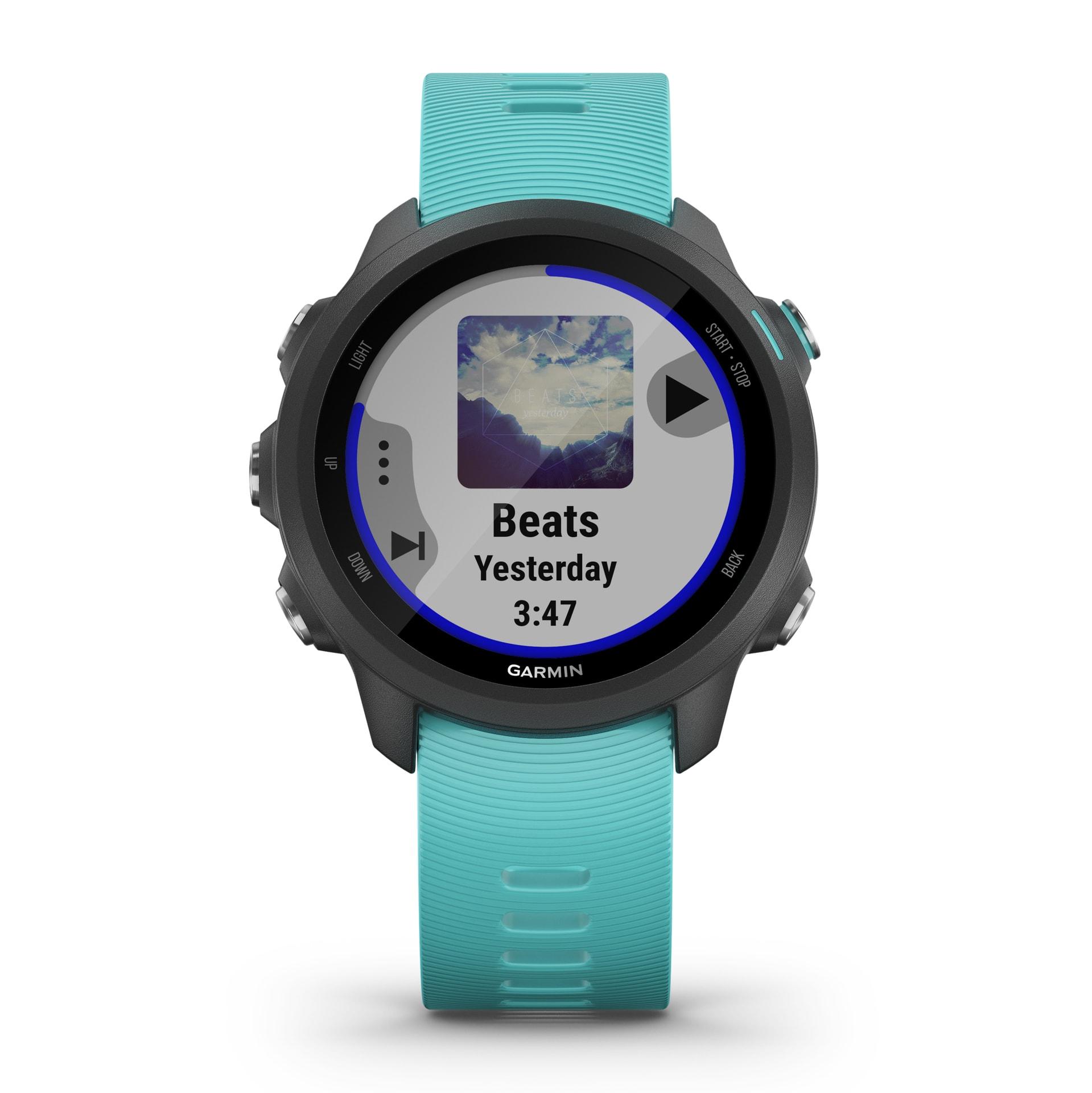 Garmin Forerunner 45, 45S, 245, 245 Music, and 945 watches ...