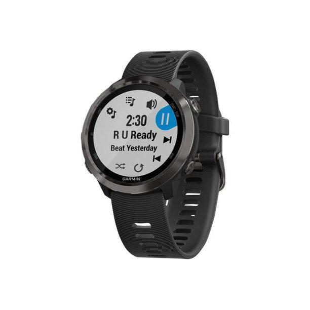 """Garmin Forerunner 645 - Music - GPS/GLONASS watch - cycle, running, swimming 1.2"""""""