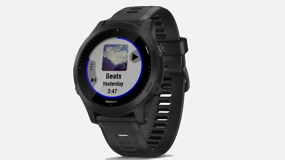Garmin Forerunner 945 brings the music and mapping for ...