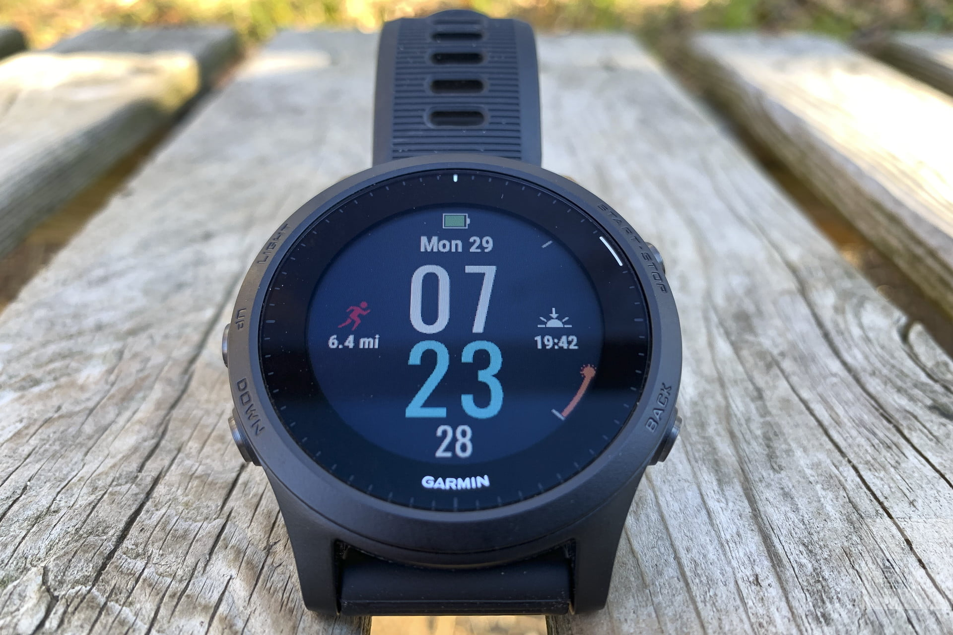 Garmin Forerunner 945 Review: Fitness Tracking on a Whole ...