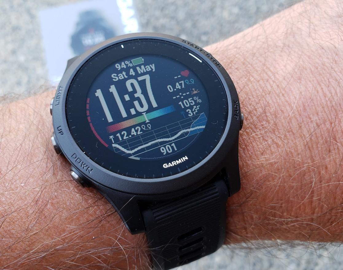 Garmin Forerunner 945 review: Music, mapping, payments ...