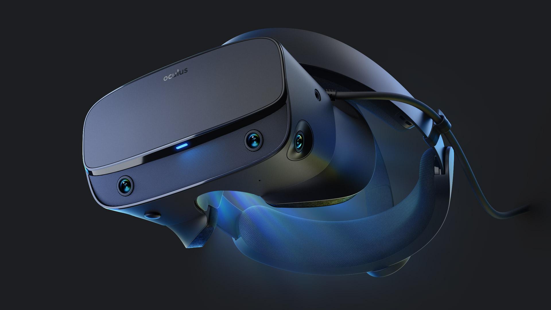 GDC 2019: Oculus Rift S Hands-on Preview – A Better ...