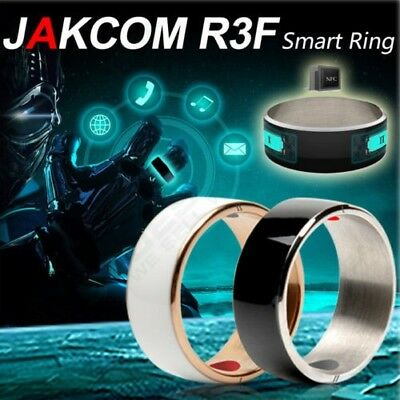 Jakcom R3 Smart Ring For NFC Mobile Phone Liquid Tungsten USA SELLER
