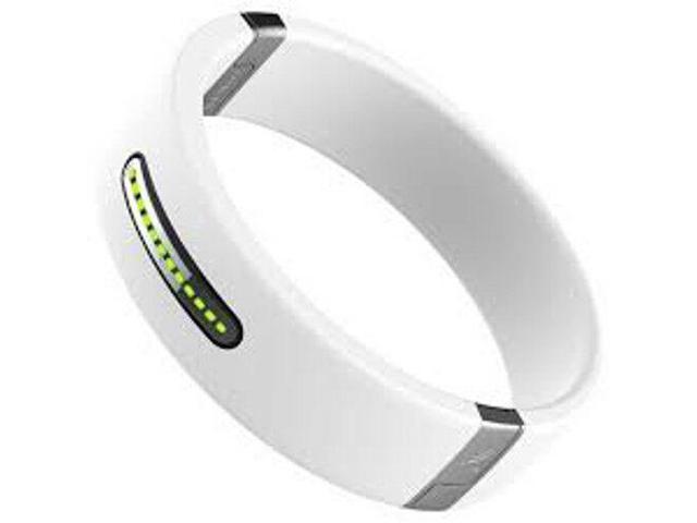Jaybird REIGN Advanced Activity Tracker, L/XL - Retail Packaging -White