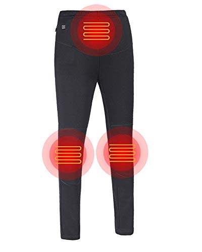 Letsfree USB Heated Pants for MEN