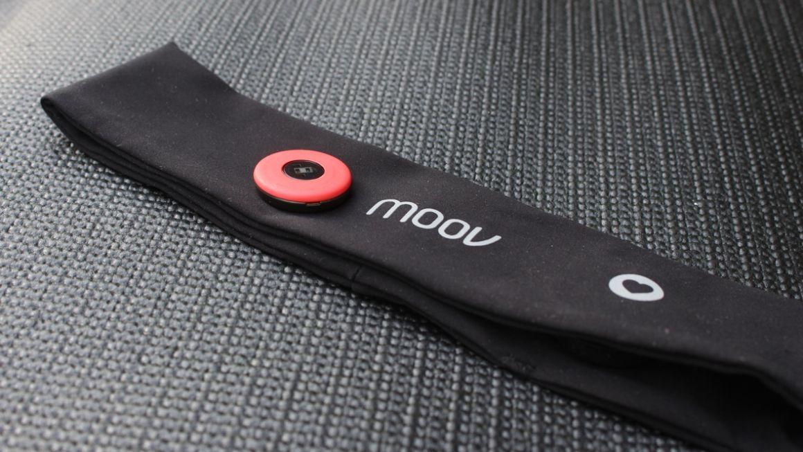 Moov HR Sweat review