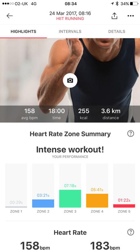 Moov HR Sweat review - PC Advisor