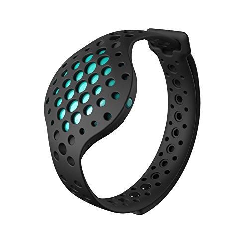 Moov Now 3D Fitness Tracker & Real Time Audio Coach - Aqua Blue