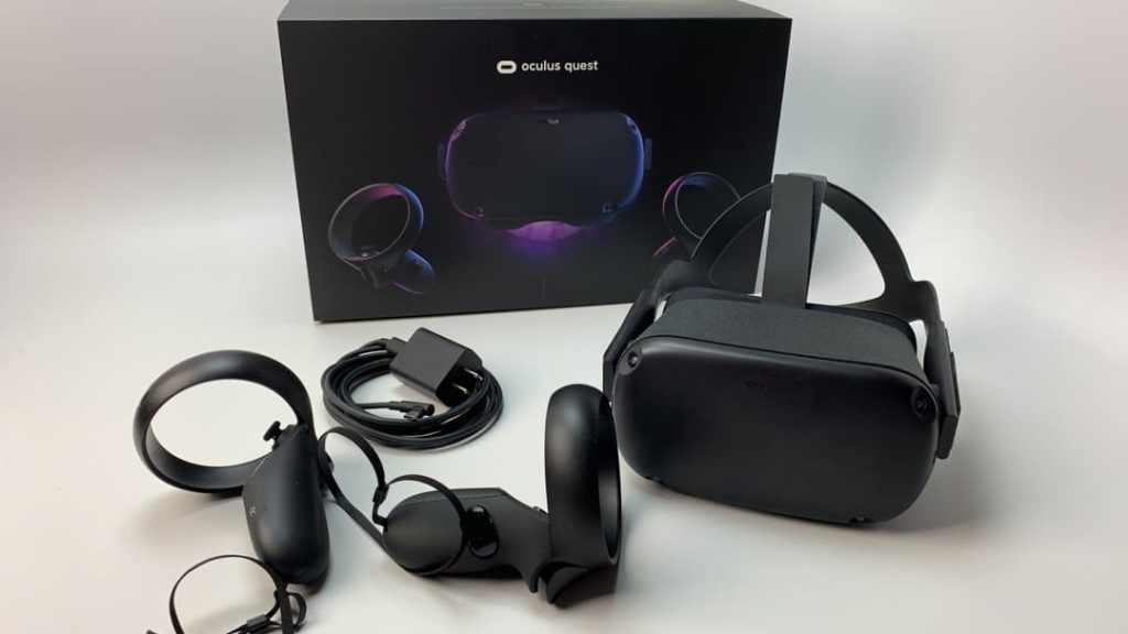 Oculus Quest All in one VR Gaming Headset REVIEW   Mac Sources