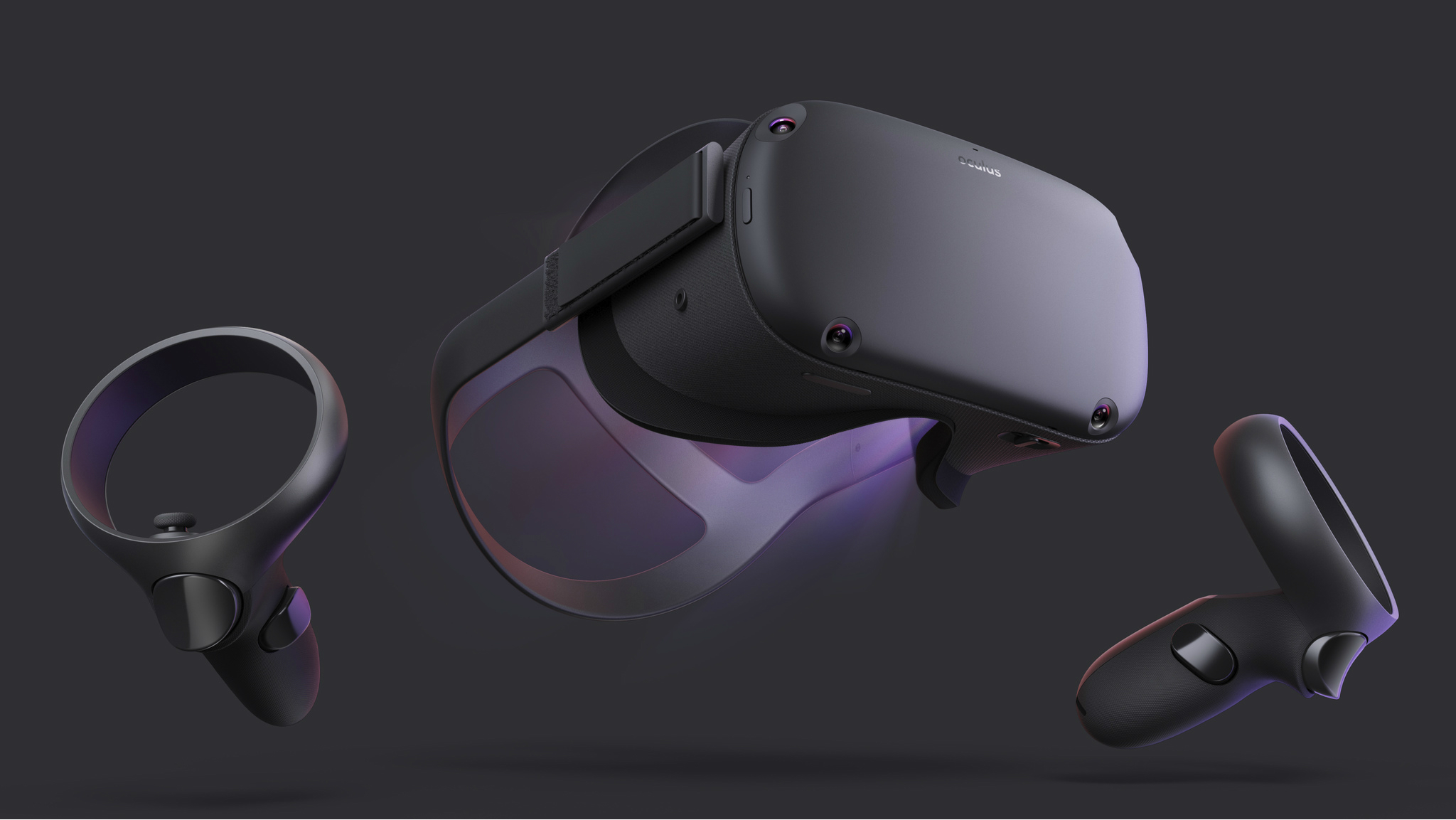 Oculus Quest: New all-in-one standalone VR headset ...