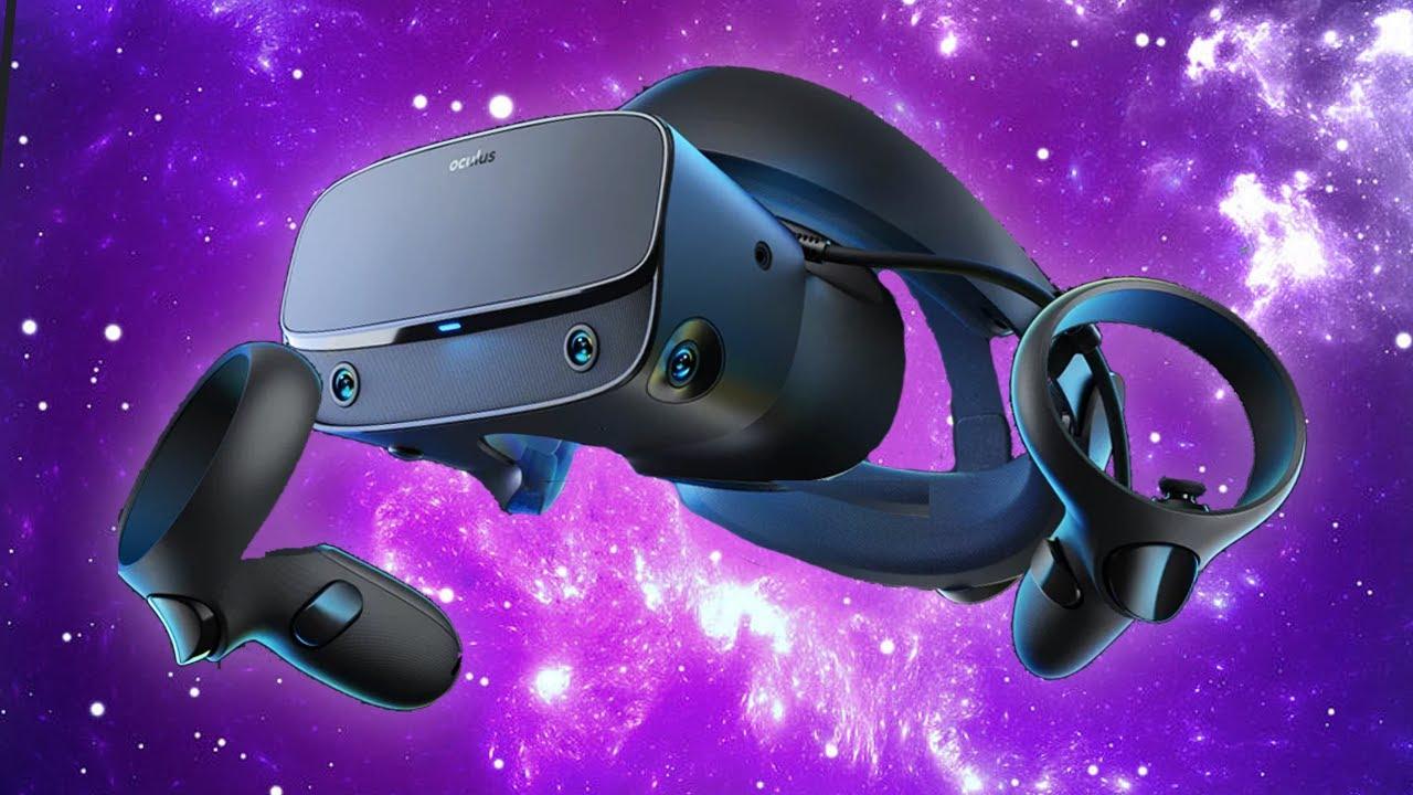 Oculus Rift S Announcement Live Stream - YouTube