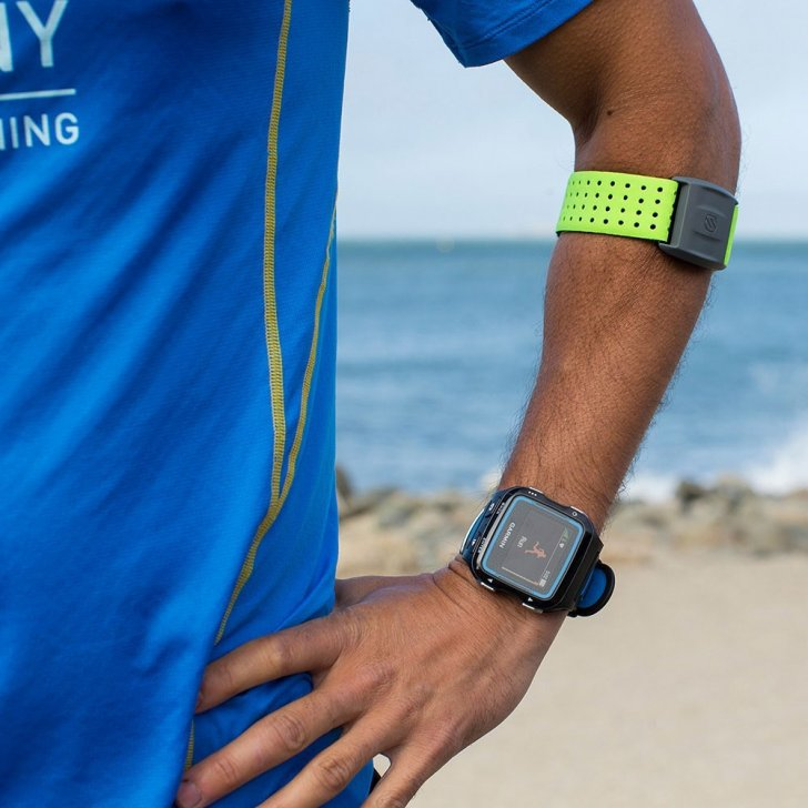Scosche Rhythm+ Heart Rate Monitor Armband – BodyWorks ...