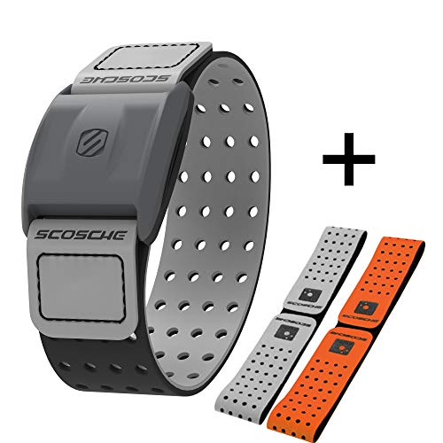 Scosche Rhythm+ Heart Rate Monitor Armband (Gray)