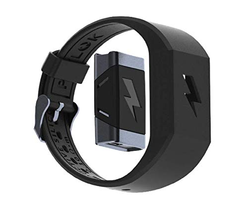 Shock Clock 2 - Silent Smart Alarm Clock - Motion Tracking - Never Sleep in Or Hit Snooze Again