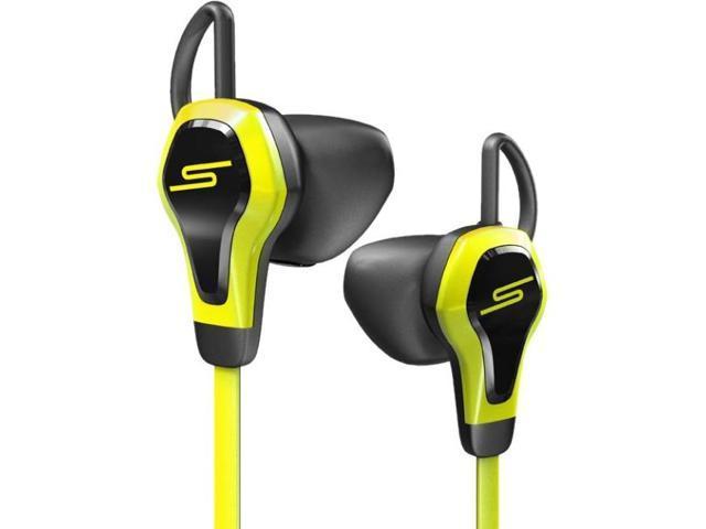 SMS Audio Yellow SMSEBBIOSPTTYW SMS BioSport Earbud - Yellow