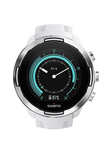 Suunto 9 GPS Sports Watch - White