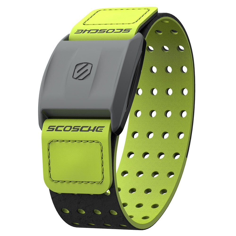 The Scosche Rhythm+ Heart Rate Monitor Review - Athletic ...