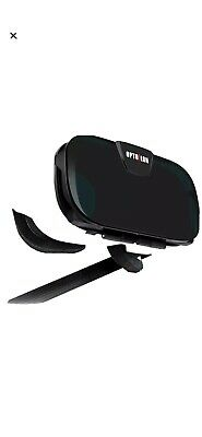 Virtual Reality Headset, OPTOSLON 3D VR Glasses for Mobile Games and Movies, Com