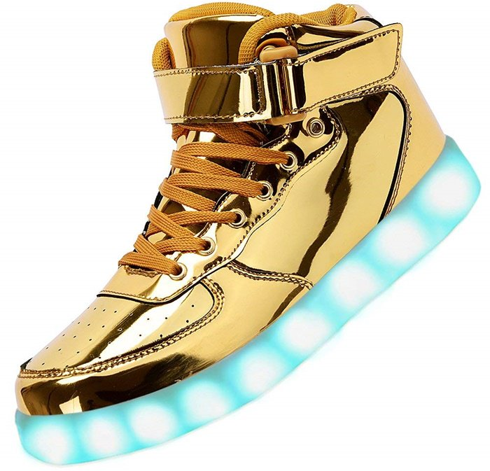 10 Best Light Up Shoes and LED Sneakers for Kids & Adults