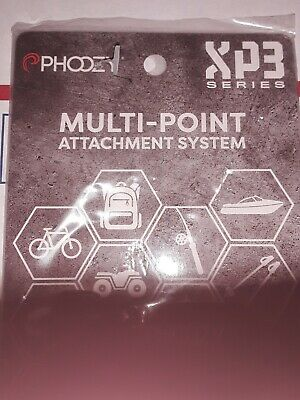 3 Pack PHOOZY XP3 Series multi-point attachment system. MOLLE SYSTEM COMPATIBLE