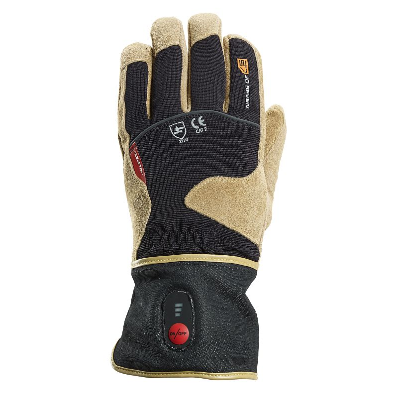 30Seven Heated Industry Gloves - SafetyGloves.co.uk