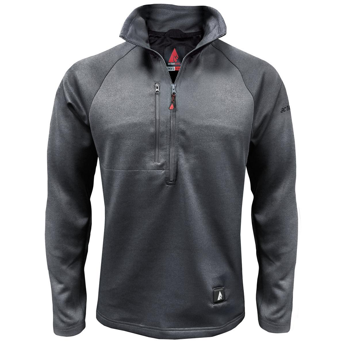 ActionHeat Heated Pullover Shirt