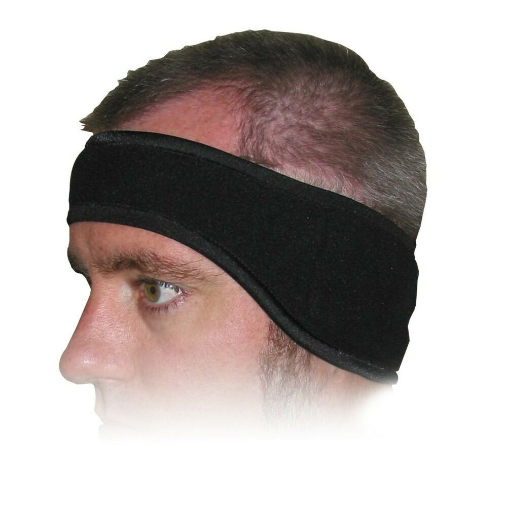 Ad(eBay) Heat Factory Fleece Ear Headband with Hand Heat ...