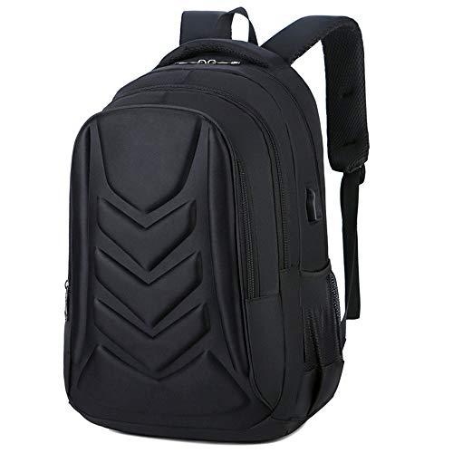 Amadon Anti-Theft Waterproof men's Business Backpack - Black